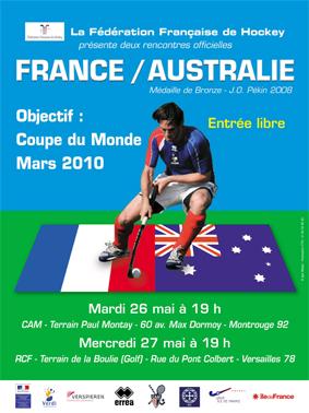 france australie mai 2009
