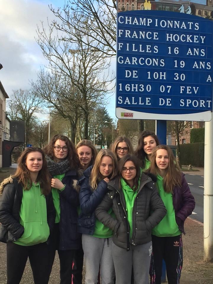 U16 filles